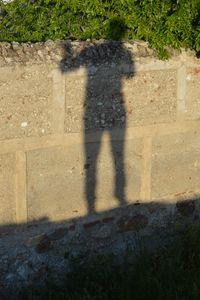 La Sombra se asoma al otro lado - The Shadow takes a look at the other side