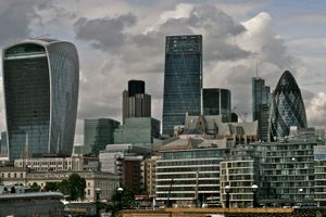 City Of London Towers