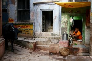 Timeless, Varanasi.