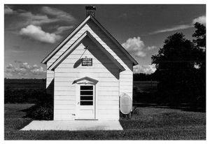 Postcard 6:  Standart, Iowa County, WI, 1977