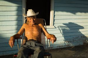 Man and His Shadow, Viñales.