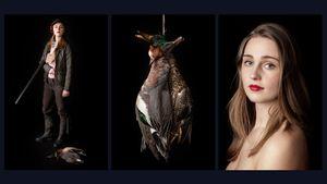 Series: Women hunters