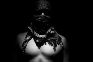 Warrior© Alan Thomas Duncan Wilkie