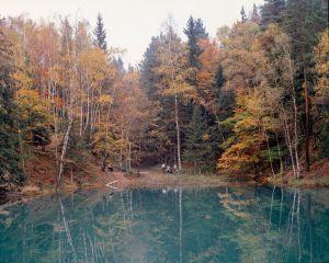 Former mining pit, Wieściszowice