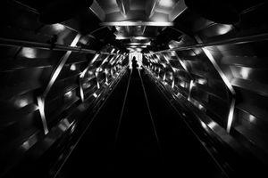 Alone - In the dark
