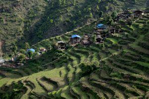 Gumba village, Sidhupalchok district