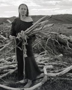 Gathering Kindling. Kleppjárnsstaðir. 2018.