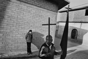 Cross I, Teotitlán