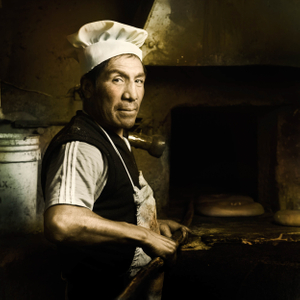 Maximo Polo Ccama, Oropesa town baker