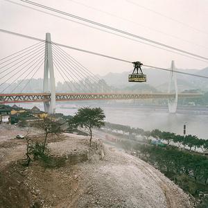 Old transportation vs new bridge