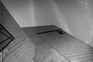LV building, Las Vegas NV