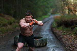 Alex Szantai - bodybuilder