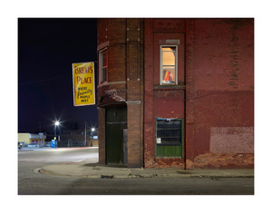 Brent's Place, Michigan Avenue, Westside, Detroit 2016