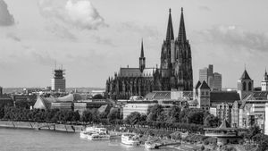 Icon of Koln / Cologne