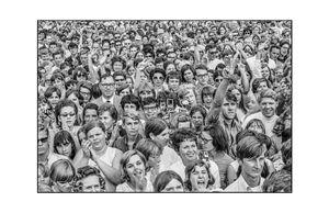 Robert Kennedy for President Rally, Ventura, CA. May 30, 1968.