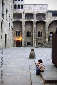 Catalan boy