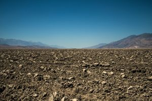 Experimental Tillage Mitigation Zone, Owens Lake, CA