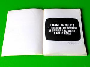 Los últimos días de Franco vistos en TVE.