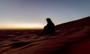 South of Taouz, Morocco, Algerian border