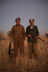 Old Peshmergas