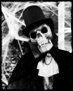 Halloween Gentleman