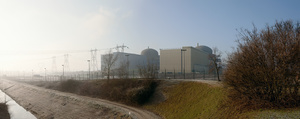 Saint Albans Nuclear power Plant, France 2012