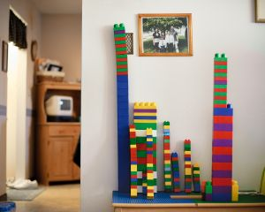 Lego Towers, 2010