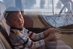 """Child playground in """"Volga"""""""