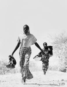 Dans la chaleur du Sahel