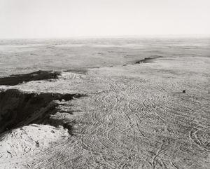 Quarried Mesa Top, Pueblo County, Colorado © Robert Adams