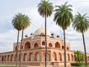 Humayun's Tomb 1573