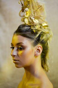 golden profil