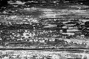 An Aerial View Of An Original Village