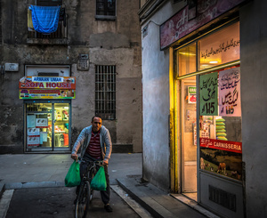 """Chicken on Sale, El Raval, Barcelona, December 2015."