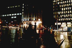 Quebec Night Rain #9