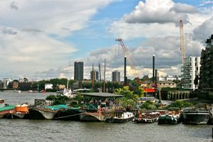 Houseboats And Social Housing