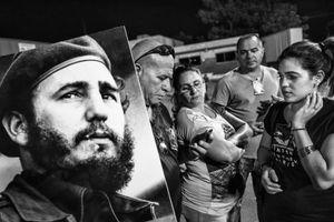 Fidel murió