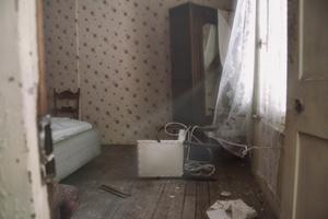 La chambre au voile