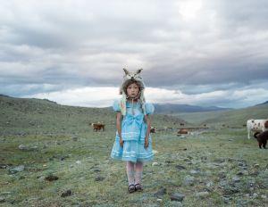 """Kauser. Mt. Tsambagarav, Mongolia, 2014. From the series """"The Outsider."""""""