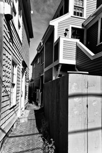 THE ALLEYWAY, ROCKPORT, MA