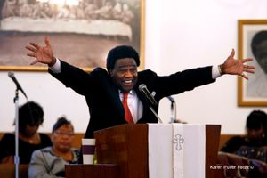 Reverend Al Green