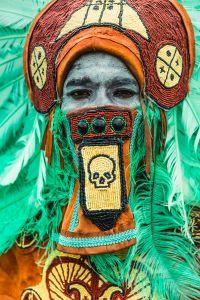 Mardi Gras Indians #3