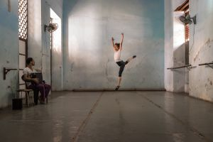 Havana Ballet Dancer