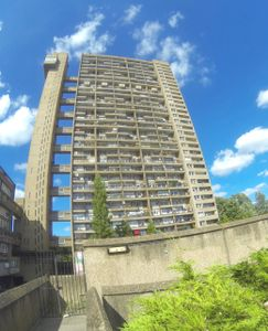 Trellick Tower - Reaching For The Sky