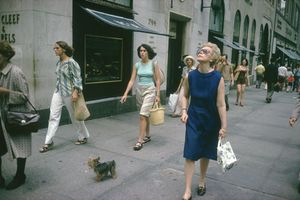 New York City, 1975. © Joel Meyerowitz. Courtesy Edwynn Houk Gallery, NY