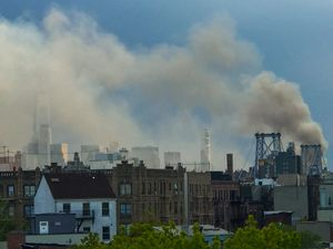 May 15, 2017, Lower East Side Fire