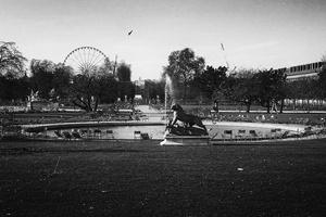 Les Jardins de Tuileries /2
