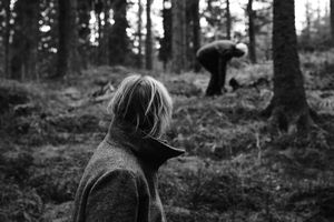 Fem dagar: In the woods