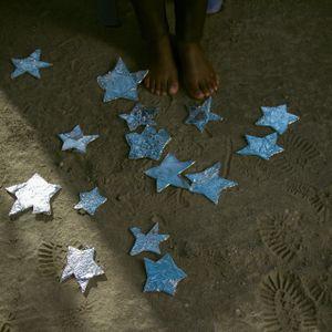Stars on your feet