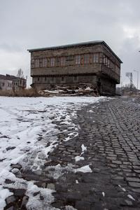 Streets of Erzurum (Turkey)
